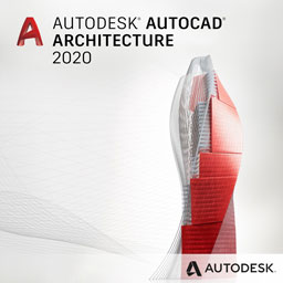 autocad architecture 2020 badge 256px opt
