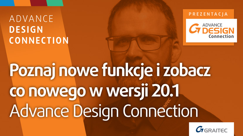 ADC Nowa wersja 20.1 Advance Design Connection 0