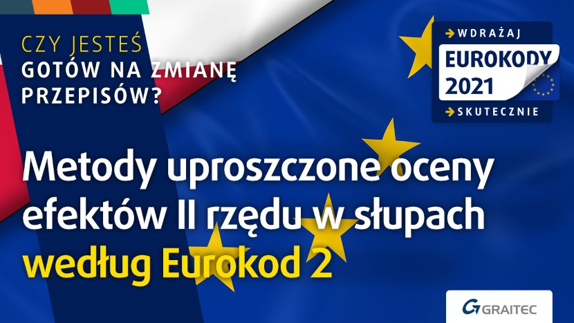 Metody uproszczone oceny efektów II rzędu w słupach według Eurokod 2